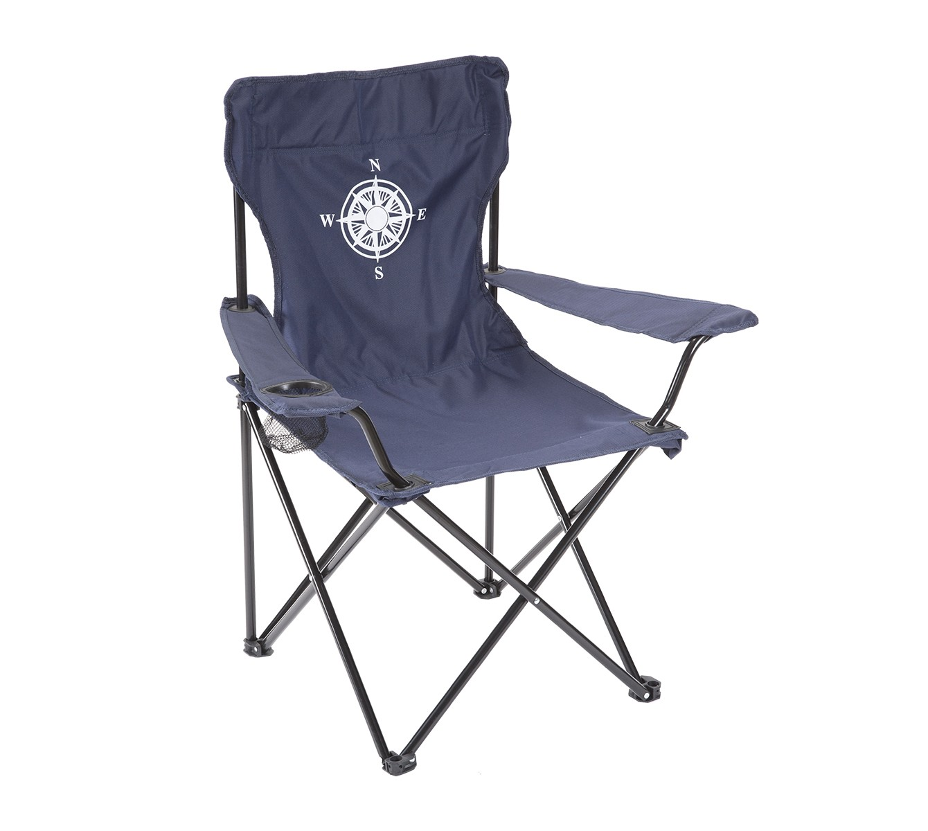 Chaise de plage camping pliable bl wedestock for Chaise pliable